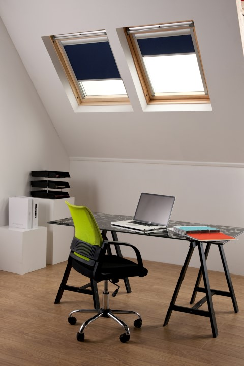 skylight Blinds - ouro by blocblinds