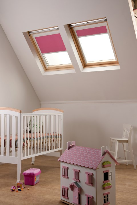 Skylight plus Blinds - ouro by blocblinds